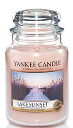 Yankee Candle großer Housewarmer Brenndauer