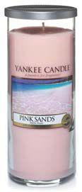 Yankee Candle Perfect Pillar Brenndauer