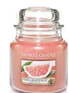 Yankee Candle mittlerer Housewarmer Brenndauer