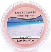 Yankee Candle Easy MeltCup Duftabgabe Brenndauer