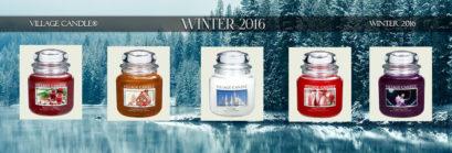 Village Candle Winterdüfte 2016