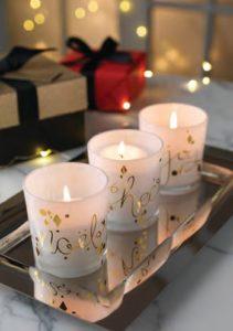 Yankee Candle JOY, NOEL, CHEER