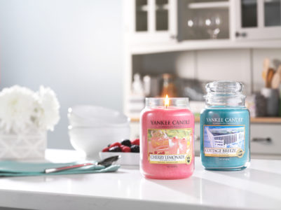 Yankee Candle Cottage Breeze Country Lemonade