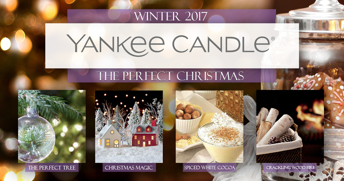 Yankee Candle The Perfect Christmas - Winter 2017 – Candle-Dream Blog