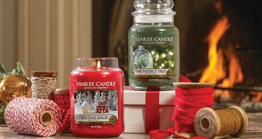 Yankee Candle Winter