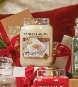 Yankee Candle Spiced White Cocoa Duftbeschreibung