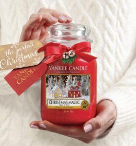 Yankee Candle Christmas Magic Duftbeschreibung