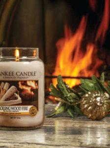 Yankee Candle Crackling Wood Fire Duftbeschreibung