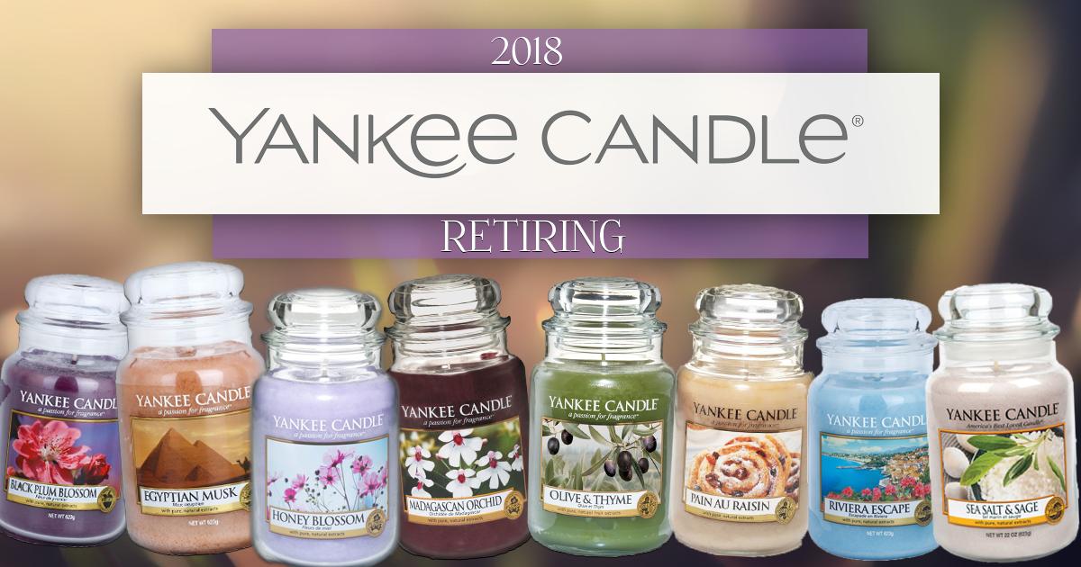 Yankee Candle Retiring