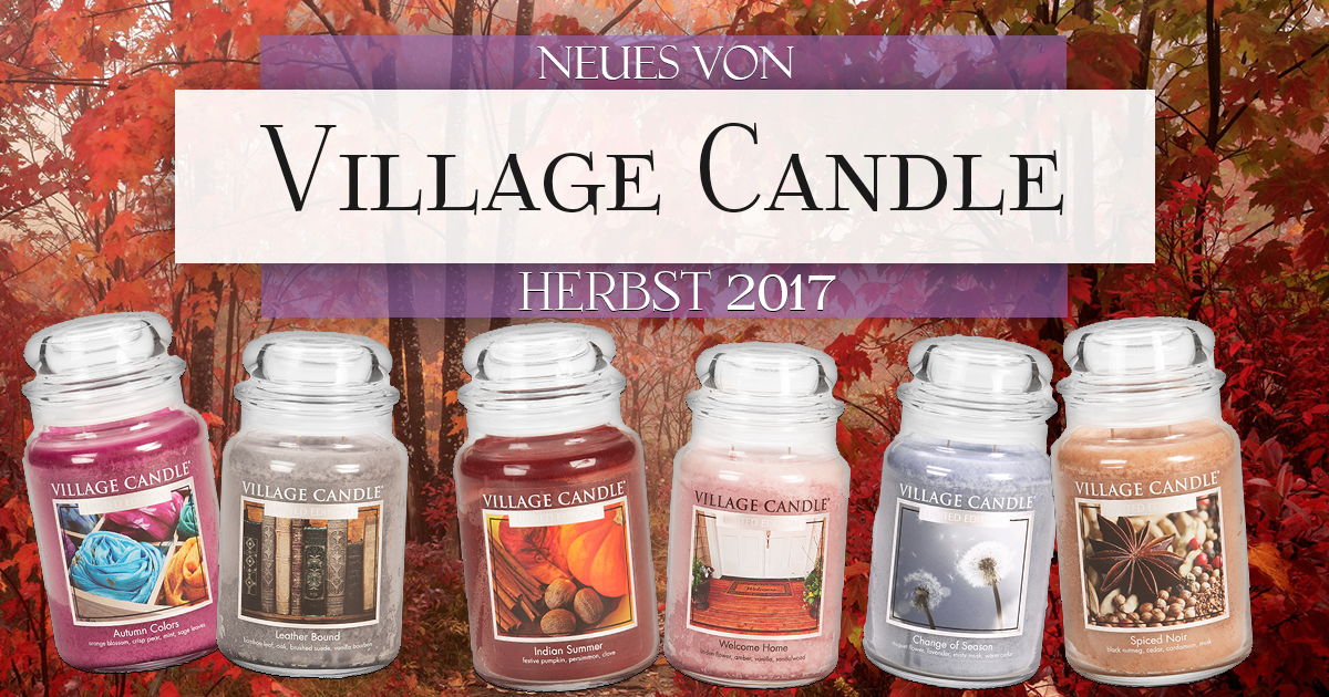 Village Candle Herbst