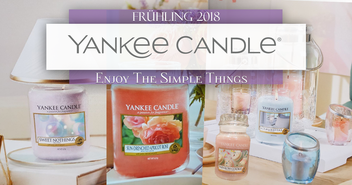 Yankee Candle Enjoy The simple things