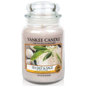 Yankee Candle Sea Salt & Sage