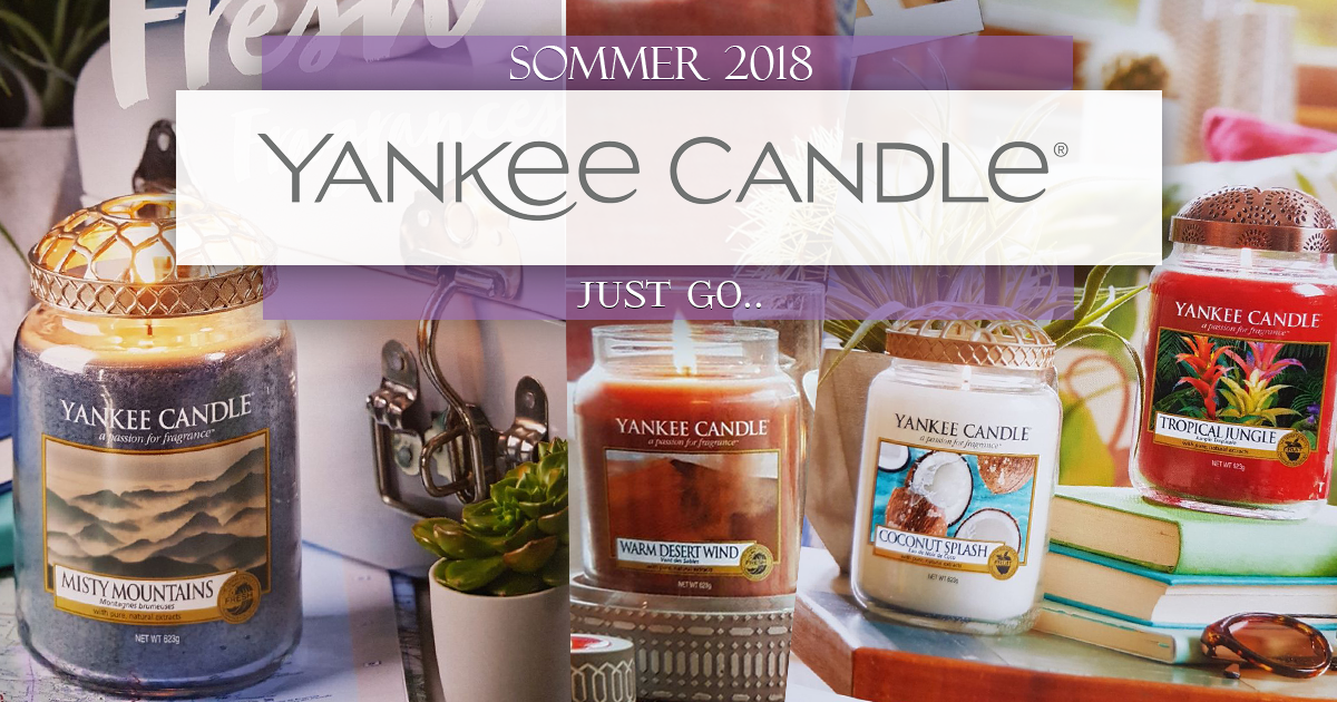 Yankee Candle Just Go