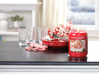 Yankee Candle Candy Cane Lane aus dem Sortiment