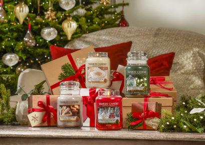 Yankee Candle Weihnachten