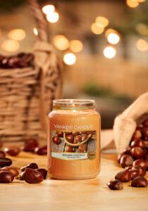 Yankee Candle Herbst 2019 Golden Chestnut