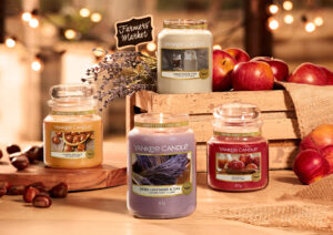 Yankee Candle Herbst 2019
