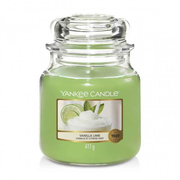 Vanilla Lime 411g