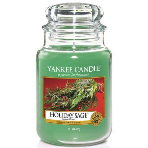 Yankee Candle Holiday Sage