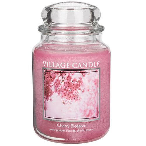 Village Candle Cherry Blossom 645g