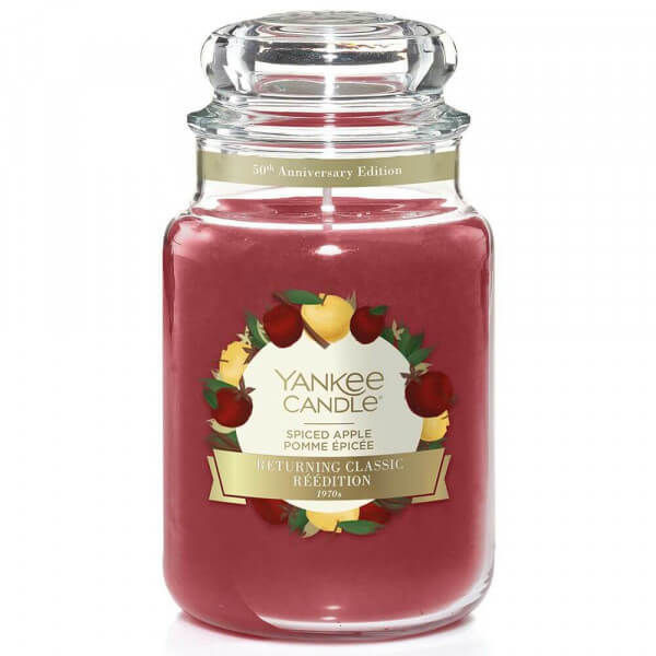 Spiced Apple (1970`s) 623g von Yankee Candle