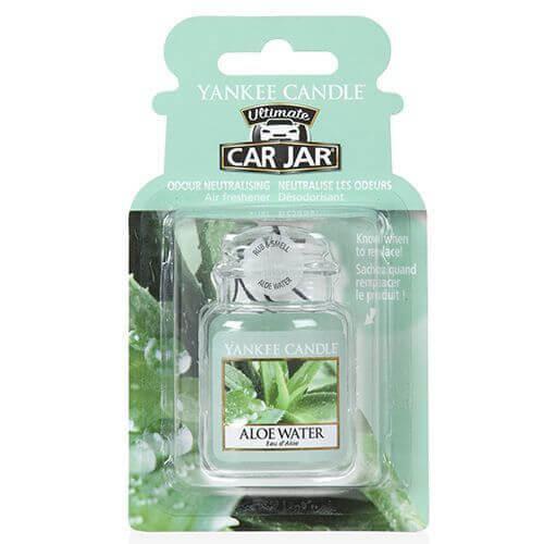 Yankee Candle Car Jar Ultimate Aloe Water