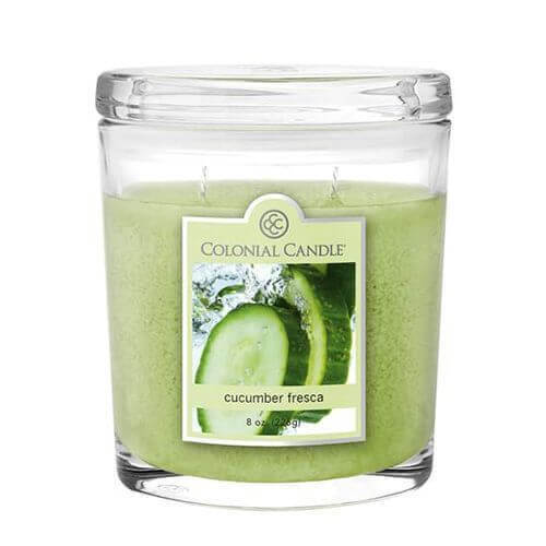 Colonial Candle Cucumber Fresca 226g
