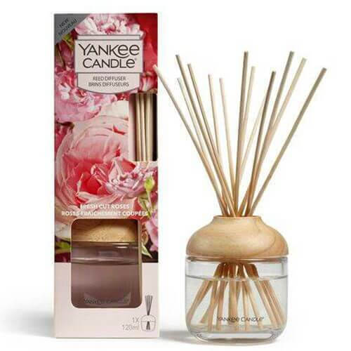 New Reed Diffuser Fresh Cut Roses von Yankee Candle