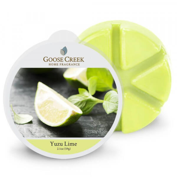 Goose Creek Candle Yuzu Lime 59g