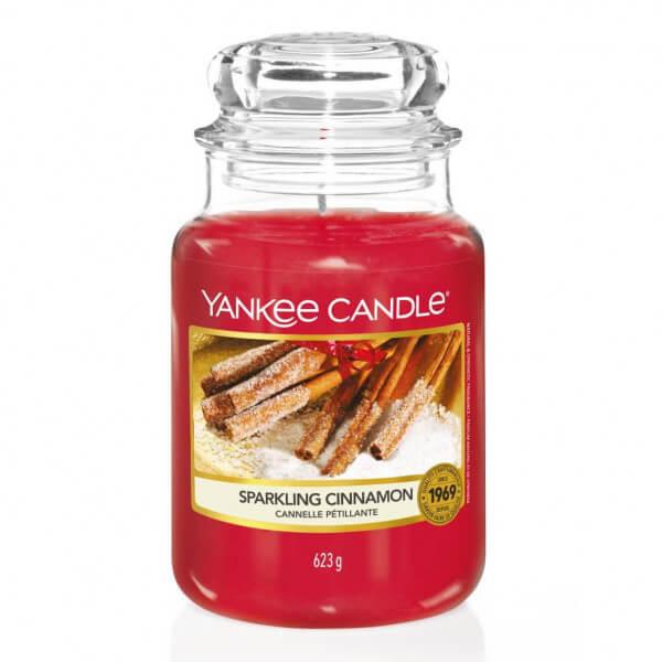 Sparkling Cinnamon 623g