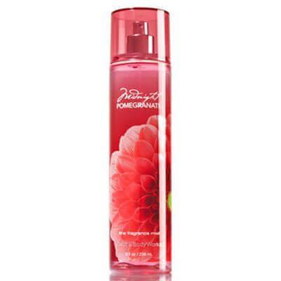 Bath & Body Works - Midnight Pomegranate Bodyspray 236ml