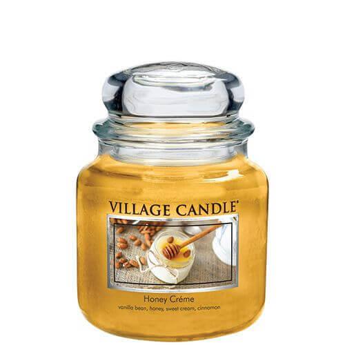 Village Candle Honey Creme 453g