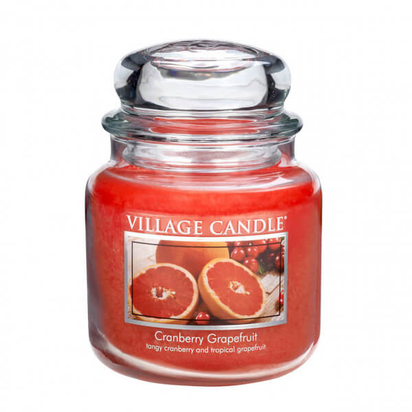 Cranberry Grapefruit 389g (Glas)