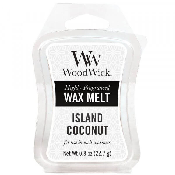 Island Coconut Wax Melt 22,7g von Woodwick
