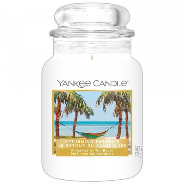 Yankee Candle - Christmas Wish 623g