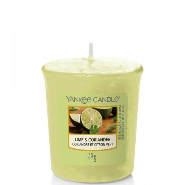 Lime & Coriander 49g Votivkerze von Yankee Candle