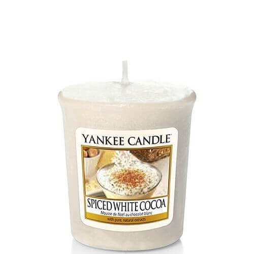 Spiced White Cocoa 49g - Yankee Candle