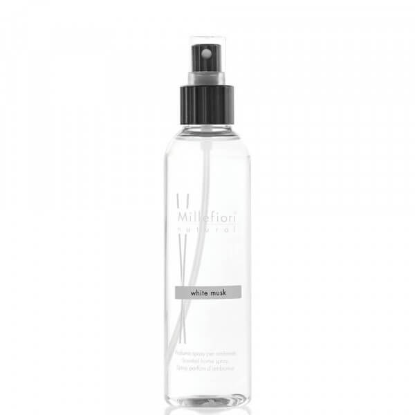 New Home Spray 150ml - Muschio Bianco - Millefiori