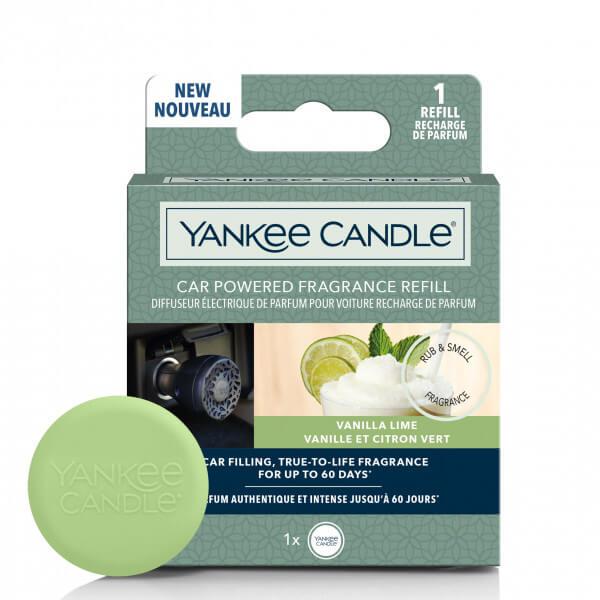 Vanilla Lime Car Powered Fragrance Diffuser Nachfüllpack