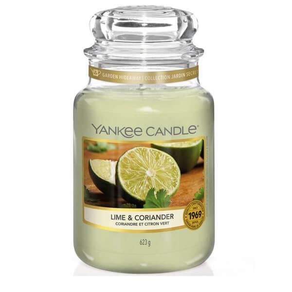 Lime & Coriander 623g