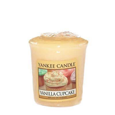 Yankee Candle Sampler - Votivkerze Vanilla Cupcake