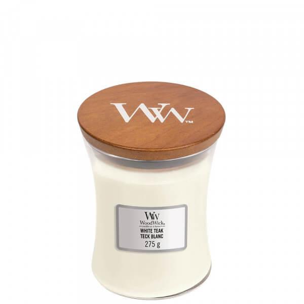 White Teak 275g von Woodwick
