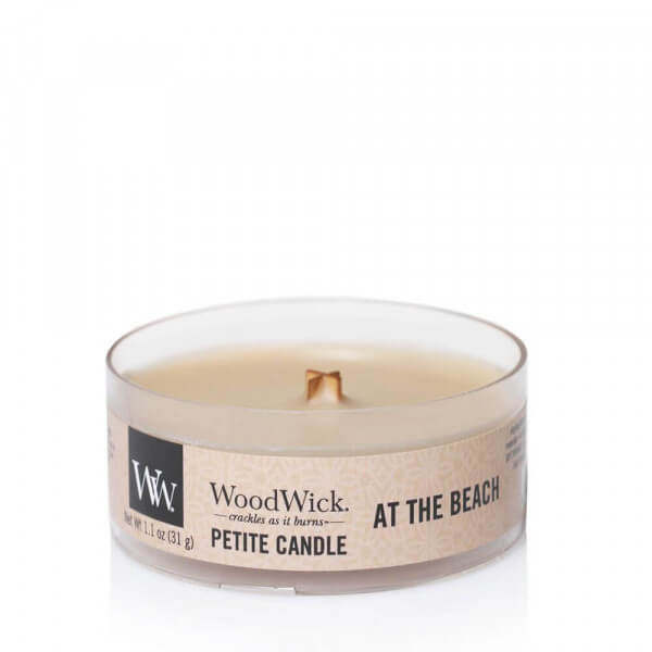 At the Beach Petite Candle 31g von Woodwick