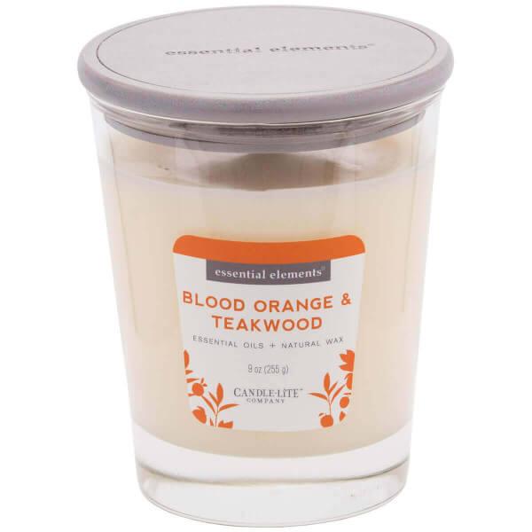 Blood Orange & Teakwood 255g von Candle-Lite