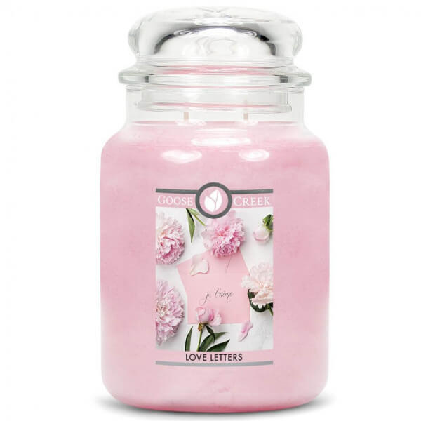 Goose Creek Love Letters 680g Jar