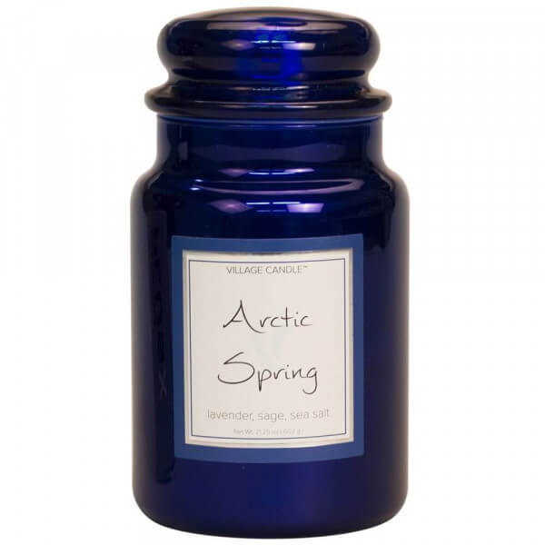 Village Candle Arctic Spring 626g