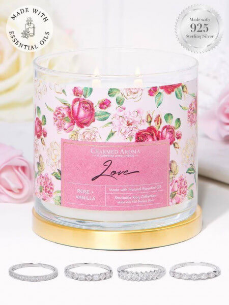 Love Candle (Ring)
