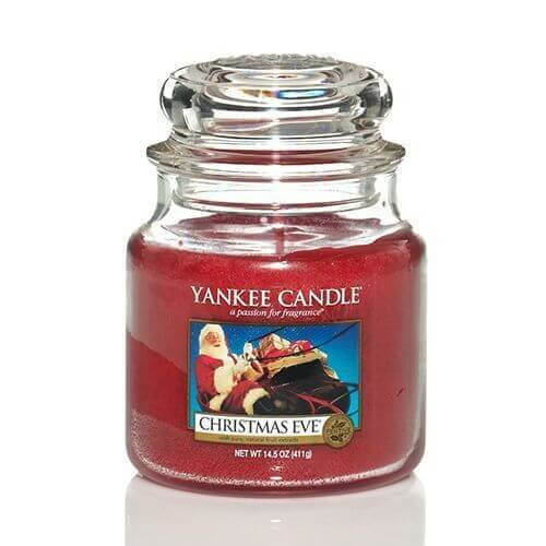 Yankee Candle Christmas Eve 411g