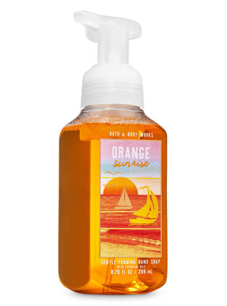 Schaumseife - Orange Sunrise - 259ml