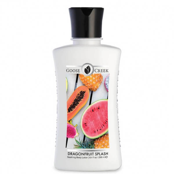 Body Lotion - Dragonfruit Splash - 250ml Goose Creek Candle